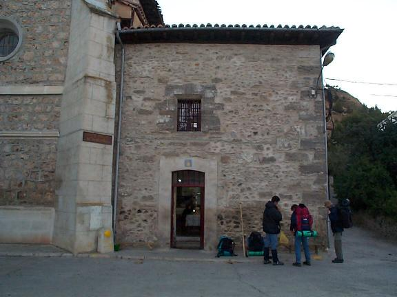 Belorado Refuge Hostal Camino De Santiago De Compostela