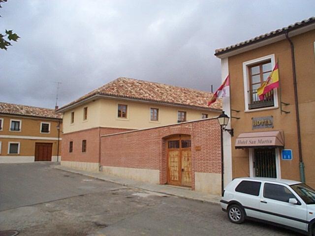 Frómista Camino Santiago Compostela Refuge