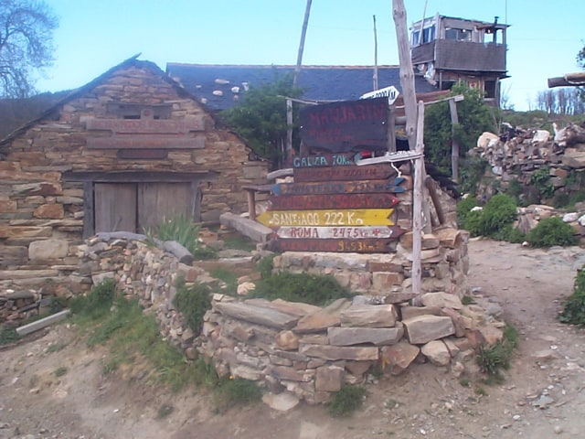 Manjarin Hostal Refuge Camino De Santiago