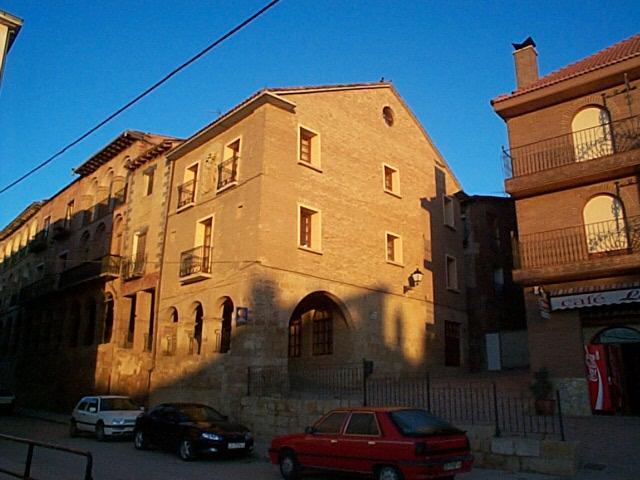 Navarette Refuge Hostal Camino De Santiago