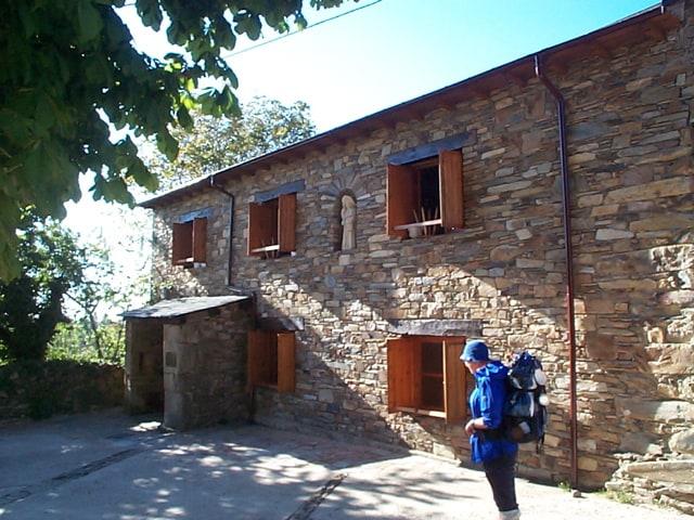 Rabanal Del Camino (British) Refuge Camino De Santiago
