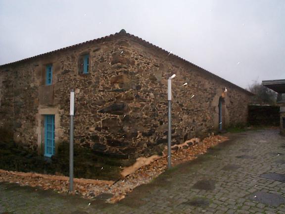 Ribadiso De Baixo Hostal Refuge Camino De Santiago