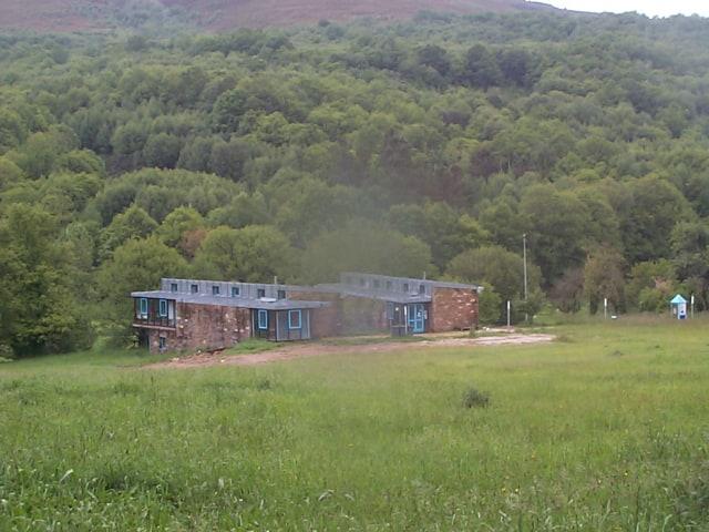 Triacastela Refuge Hostal Camino De Santiago