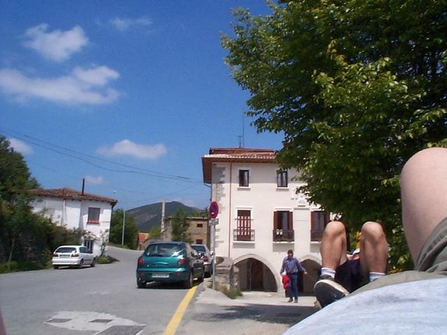 Trinidad De Arre Hostal Camino De Santiago De Compostela
