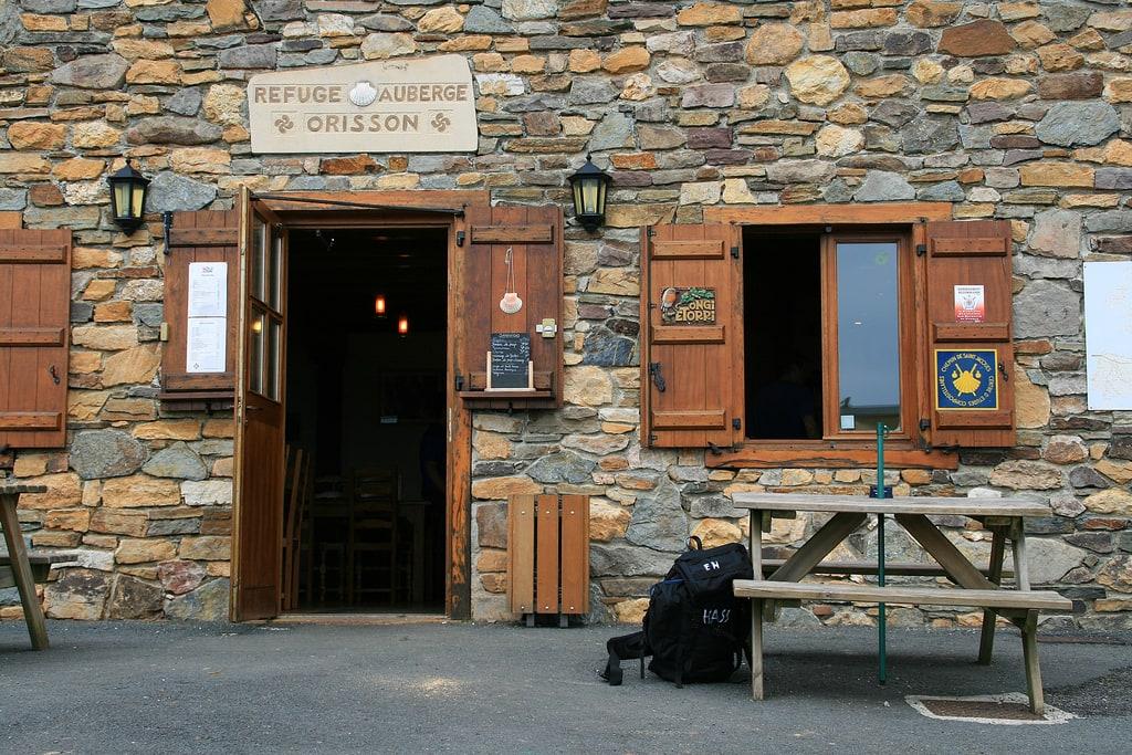 Camino De Santiago De Compostela refuges and hostels